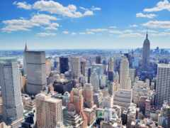 york, new, город