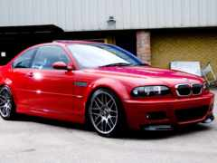 bmw, red, coupe
