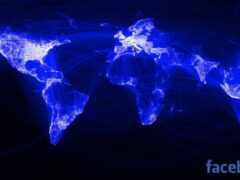 map, facebook, окно