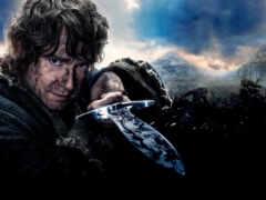 hobbit, сниматься, битва