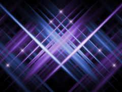 фиолетовый, звезды, темный