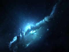 nebula, star, космос
