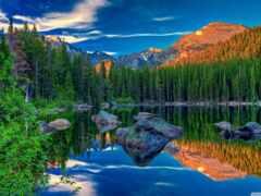 природа, landscape, national