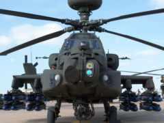 apache, вертолет, ah
