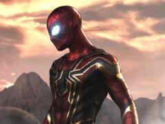 паук, мужчина, far