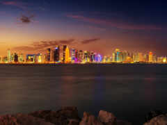 qatar, asian, tourism