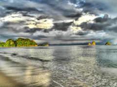 ocean, facebook