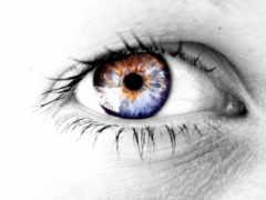 life, тили, глаз