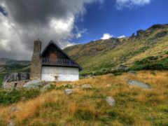 горах, dom, смотрим