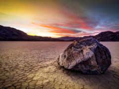 смерть, долина, закат