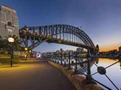 мост, австралия, architecture