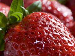 ягоды, клубника, ягода