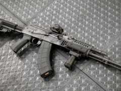 оружие, ак, custom