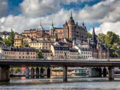 stockholm, экскурсия, russian