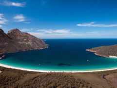пляж, место, красивый
