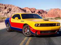 dodge, challenger, design