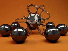 spheres, шары Фон № 10243 разрешение 1920x1200