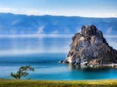 olkhon, байкал, остров