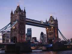 мост, международный, башня