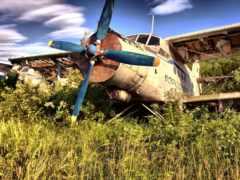 самолёт, кукурузник