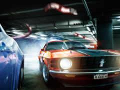 ford, mustang, car