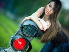 женщина, valentine, модель