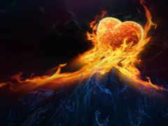сердце, mind, разума
