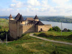 ukraine, castle