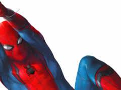 мужчина, паук, homecoming