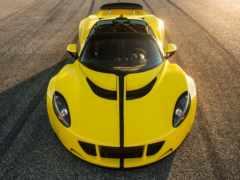los, автомобили, yellow