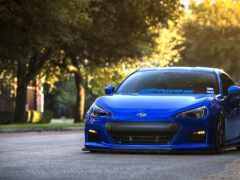 car, ava, blue