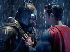 против, супермена, batman