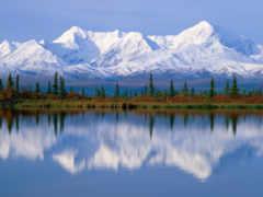 горы, landscape, гор