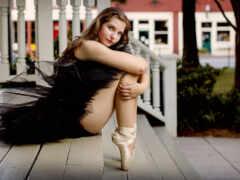 балет, аватар, балерина