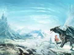 immortal, дракон, битва
