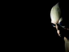 black, humanoid, alien