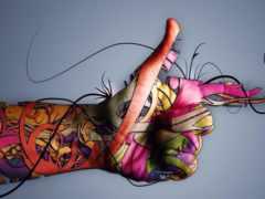 hand, фантастический