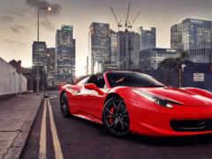 ferrari, italia, cars