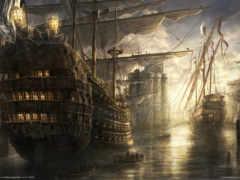 корабли, war