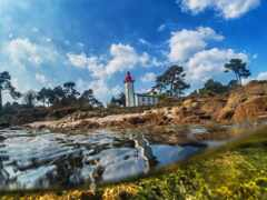 sainte, lighthouse, marine