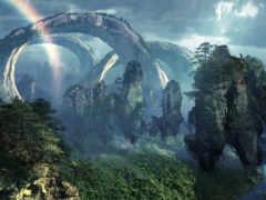 горы, аватар, джунгли