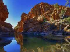 northern, territory, каньон