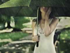 зонтик, аудиокнига, книга