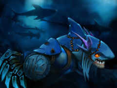 риф, dark, escape