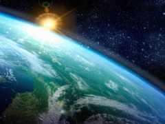 cosmos, sun, земля