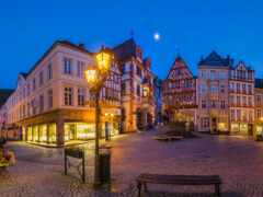 bernkastel, market, square