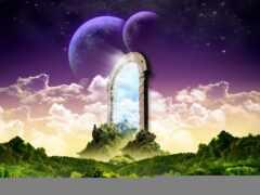 дверь, universe