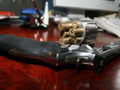 пуля, revolver, наган