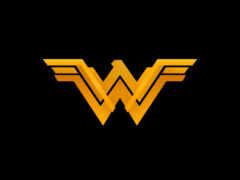 wonder, женщина, logo