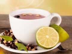 чай, горячий, zavarka